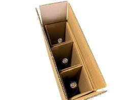 Flaschenverpackung   PTZ-geprüft