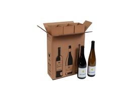 Flaschenverpackung | PTZ- und UPS-zertifiziert