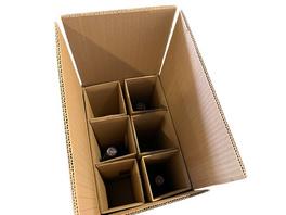 Flaschenverpackung | PTZ-zertifiziert