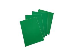 Grüne LCI-Etiketten | rund