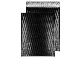 Metallic-Luftpolstertasche glänzend | DIN C3