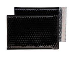 Metallic-Luftpolstertasche glänzend | DIN C5+