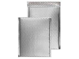 Metallic-Luftpolstertasche matt | DIN C4