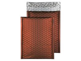 Metallic-Luftpolstertasche matt | DIN C5+