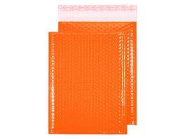 Neonfarbende Luftpolstertasche | DIN C4+