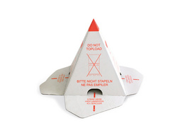Stapelschutzpyramide